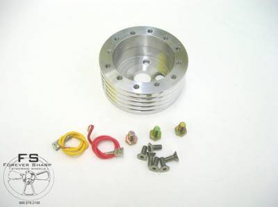 Interior Accessories - Steering Wheel Accessories - Six Hole Spacer/Riser