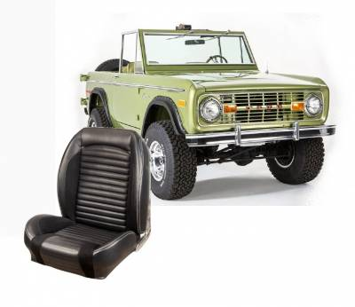 Seats & Upholstery  - Ford Bronco