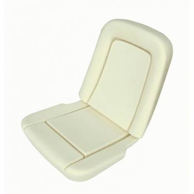 Ford Bronco Upholstery - Seat Foam - TMI Products - 1966 - 1967 Ford Bronco Molded Seat Foam