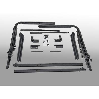 Offroad - Tops & Sunshades - Rugged Ridge - Factory Replacement Soft Top Hardware; 87-95 Jeep Wrangler YJ