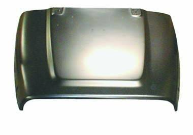 Exterior - Omix-ADA - Hood; 98-00 Jeep Wrangler TJ