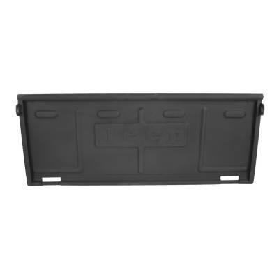 Exterior - Omix-ADA - Tailgate, Jeep Script; 76-83 Jeep CJ5