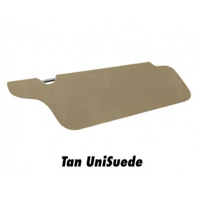 TMI Products - 1994-2004 Mustang Coupe or Convertible Sunvisors, without Mirrors - Image 8