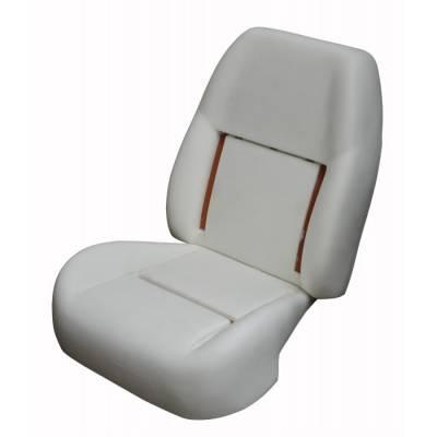 TMI Products - 1999-2004 Mustang GTFoam Seat Pad Set