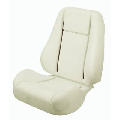 Mustang - Seat Foam - TMI Products - 2003-04 Cobra Front Bucket Seat Foam
