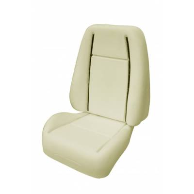TMI Products -  2003-04 Mach 1 Mach 1 Front Bucket Seat Foam, One (1) Set for Above Upholstery, Two Sets Required to Install