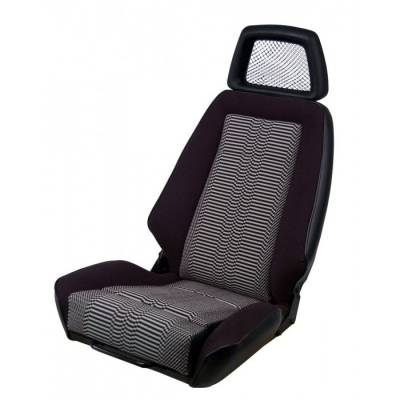 TMI Products - Recaro Sport Seat GT Upholstery for 1979 - 1982 Mustang - Coupe or Hatchback Front Buckets Only