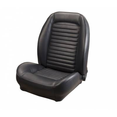 Ford Bronco - Seat Upholstery - TMI Products - 1966-1967 Ford Bronco, Front and Rear Sport II Seat Upholstery