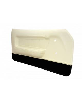 Door and Quarter Panels - Standard Mustang Panels  - TMI Products - Deluxe/Mach I Door Panels for 1971-1973 Mustang All Models