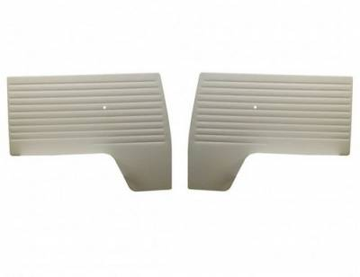 TMI Products - 1955 - 1979 VW Bus Authentic Style Door Panels. Smooth Vinyl