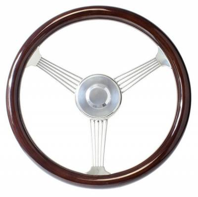 Interior Accessories - Steering Wheels - Banjo Steering Wheels