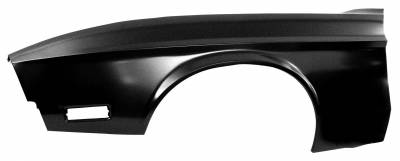 Mustang - Fenders - Dynacorn - Right Hand or Left Hand Front Replacement Fender for 1971 - 1972 Mustang