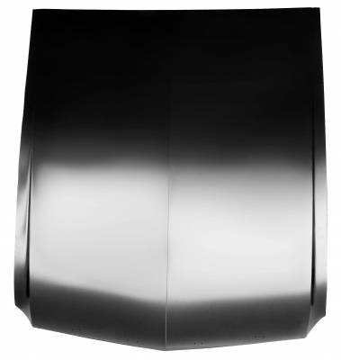Mustang - Hoods - Dynacorn - Replacement Hood for 1965 - 1966 Mustang