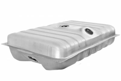 Fuel System - Dynacorn - Galvanized Gas Tank for 1971 - 73 Mustang