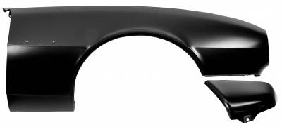 Camaro - Fenders - Dynacorn - Replacement Front Fender for 1967 Camaro RS