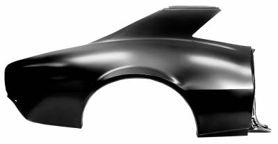 Camaro - Quarter Panels - Dynacorn - Replacement Quarter Panel for 1967 Camaro Coupe