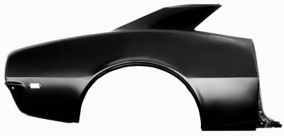 Camaro - Quarter Panels - Dynacorn - Replacement Quarter Panel for 1968 Camaro Coupe