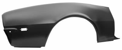 Camaro - Quarter Panels - Dynacorn - Replacement Quarter Panel for 1968 Camaro Convertible