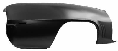 Camaro - Quarter Panels - Dynacorn - Replacement Quarter Panel for 1969 Camaro Convertible