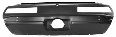 Camaro - Tail Light Panels - Dynacorn - Replacement Tail Light Panel for 1969 Camaro (Standard)