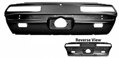 Camaro - Tail Light Panels - Dynacorn - Replacement Tail Light Panel for 1969 Camaro RS