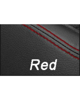 Seats & Upholstery  - Big Dog Performance Parts - 6 Piece 1969 Camaro Sport R  Interior Package Red Stitching