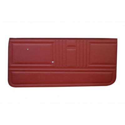 TMI Products - 1967 Camaro Door and Quarter Panel Set - Image 1
