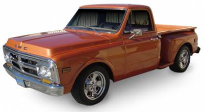 Exterior - Grilles and Inserts - Chevy/GMC Truck Grilles