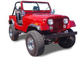 Exterior - Grilles and Inserts - Jeep Grilles