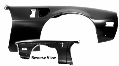 Firebird &Trans Am - Fenders - Dynacorn - Replacement Front Fender for 1970 - 1981 Trans Am - Right or Left Hand