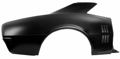 Dynacorn - Replacement Quarter Panel for 1967 Firebird Coupe