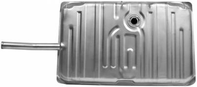 Gas Tanks - El Camino Gas Tanks - Dynacorn - Gas Tank for 1970 -1972 El Camino, Side Neck