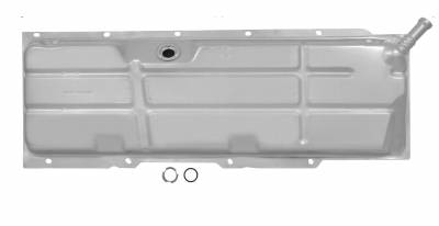 Gas Tanks - Chevy/Blazer/GMC Truck Gas Tanks - Dynacorn - Gas Tank for 1971 - 1972 Chevy Truck w/o E.E.C.