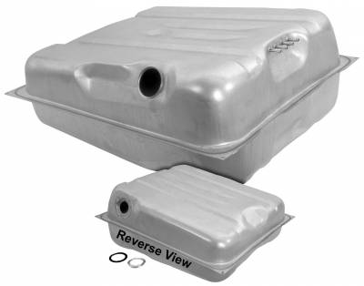 Gas Tanks - Mopar Gas Tanks - Dynacorn - Gas Tank for 1972 - 1974 Dodge Challenger w/ECS