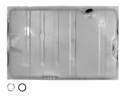 Fuel System - Dynacorn - Gas Tank for 1968 - 1970 Dodge Charger