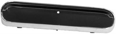 Glove Box Door for 1965 - 1966 Mustang w/GT Package Black or Woodgrain