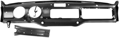 Replacement Steel Dash Panel for 1947 - 1953 Chevy Pick Up