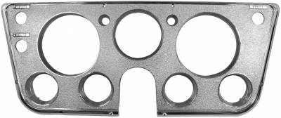 Interior Accessories - Dynacorn - Dash Bezel for 1967 - 1968 Chevy/GMC CK Series Truck, Chrome