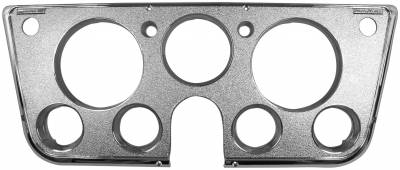 Interior Accessories - Dynacorn - Dash Bezel for 1969 - 1972 Chevy/GMC CK Series Truck, Chrome