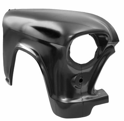 Chevy & GMC Trucks - Fenders - Dynacorn - Replacement Front Fender, Right or Left Hand, 1955 - 56 Chevy Truck
