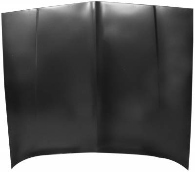 Chevelle & El Camino - Hoods - Dynacorn - Replacement Hood for 1978 - 1987 Malibu & El Camino