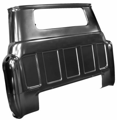 Body  - Chevy & GMC Trucks - Cab Parts