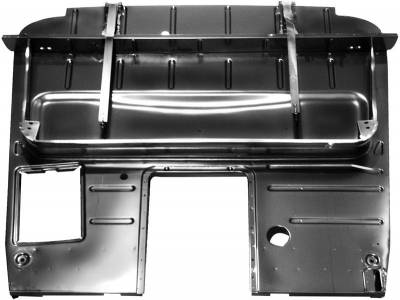 Dynacorn - 1947 - 54 Chevy Pick Up Complete Cab Floor Pan