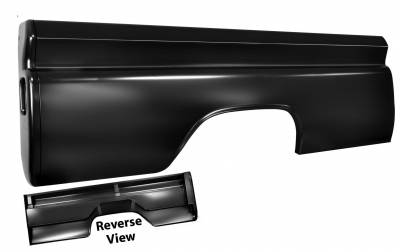 "Chevy & GMC Trucks - Bed Parts - Dynacorn - 1960 - 1966 Bedside ""Fleetside"" Long Bed, Right or Left Side"