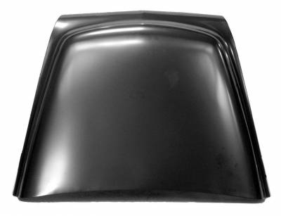 Replacement Hood for 1955 - 1956 Chevy Truck