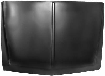 Replacement Hood for 1967  - 1968 Chevy Truck