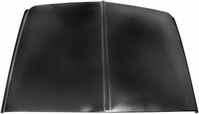 Replacement Hood for 1969  - 1972 Chevy Truck