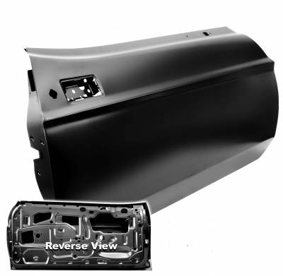 Dynacorn - Door Shell for 1971 - 1973 Mustang