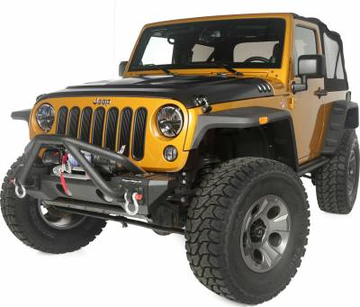 Exterior - Bumpers - Jeep Bumpers