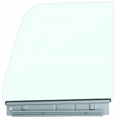 Window Glass - Chevy Pick Up Window Glass - Dynacorn - Door Glass Assembly for 1960 - 1963 Chevy Truck